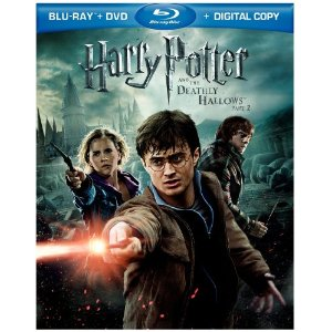 Harry Potter Blu ray Deal Harry Potter and the Deathly Hallows, Part 2 Blu ray/DVD Combo Pack $14.99 (Reg $35.99) Free Shipping!