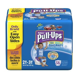 Huggies Pull Ups Boys Deal *Price Drop* Boys Pull ups $0.28 each