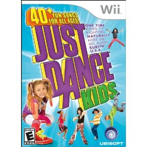 Just Dance Kids Deal AAA Deal:  Just Dance Kids Wii Game $14.99!