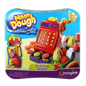 Moon Dough Large Theme Set Grocery Store Deal Amazon Toy Deals!  Crazy Deals All Week!  Up to 80% Off!!