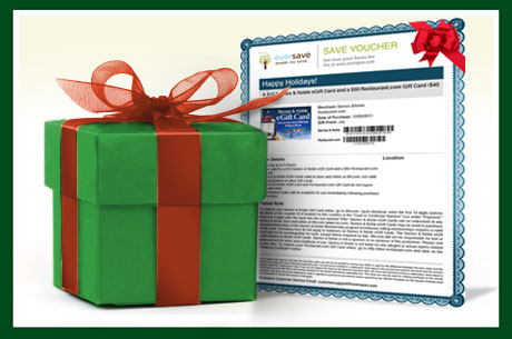 Save 460x305 51818 $21 for both a Barnes & Noble eGift Card & a Restaurant.com Gift Card + $10 in Save Rewards