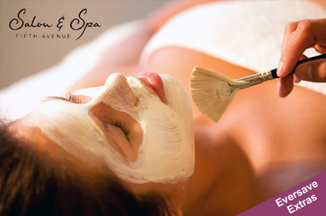 Save 460x305 51989 $25 for a signature facial from Salon and Spa Fifth Avenue ($50 value)