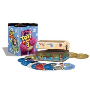 Toy Story Box Collection Deal Toy Story Ultimate Toy Box Collection $49.99 (Reg $100) Free Shipping!
