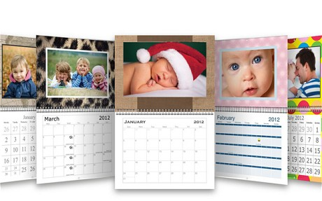 Vistaprint Calendar Deal1 Free: Personalized Photo Calendar from Vistaprint!  Just Pay $5.67 Shipping!
