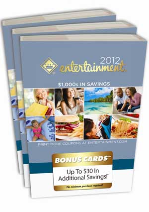 entertainment book 2012 jpg *Super Hot* TWO Entertainment Books for Only $10 Shipped!!