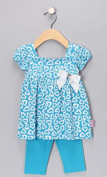 kids sets deal zulily Perfectly Paired kid sets $7.99 (reg $20!)