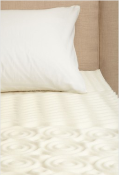 memory foam deal Memory Foam toppers 50% off
