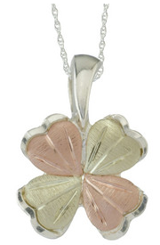 pendant deal Black Hills Gold/Sterling Pendants   $47.99 (Reg $139.99)