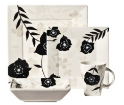 shade blossom dinnerware set deal Dinnerware Set (16 pc) $24.99