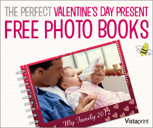 1 Vista Print FREE Photo Book Just Pay Shipping Of $6.16