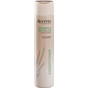Aveeno Conditioner Deal Free Sample Aveeno (text)