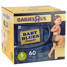 BabiesRUs Diaper Deal Two Boxes of Size 6 Diapers Only $18 from Babies R Us!  Free Shipping with ShopRunner!