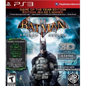 Batman Arkham Asylum Deal Batman Arkham Asylum $16.99 (Reg $29.99) Free Shipping