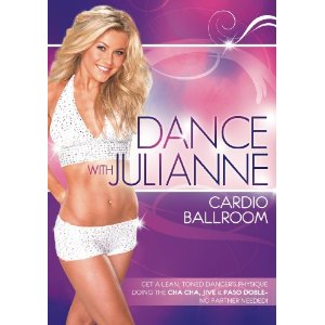 Dance with Julianne Deal Dance with Julianne Cardio Ballroom Workout $5.49 (Reg $14.98) Free Shipping