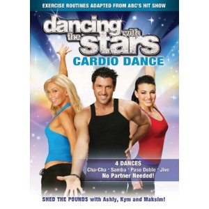 Dancing with the Stars Cardio Dance Deal Dancing With the Stars Cardio Dance $4.49 (Reg $14.98) Free Shipping