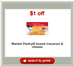 Free mac n cheese at target printable coupon FREE Mac N Cheese