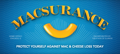 Macsurance Deal Free:  Kraft Macaroni & Cheese (Facebook Deal)