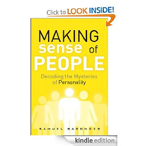 Making Sence of People Deal Free:  Making Sence of People Ebook!  (Reg $25.99)