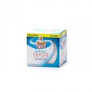 Mr Clean Magic Eraser Deal 300x300 AAA Deal: Mr Clean Magic Eraser 8 Count Box $7.88!