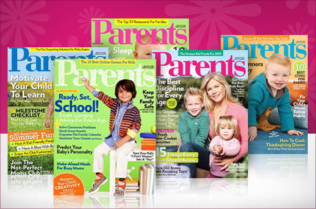 Save 460x305 53020 HOT! $5 for a two year subscription to Parents magazine