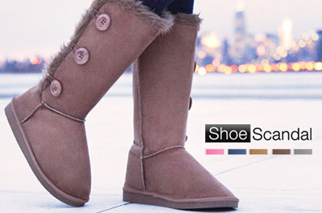 Save 460x305 53727 $22 for a pair of stylish, Australian style boots from Shoe Scandal ($100 Value)