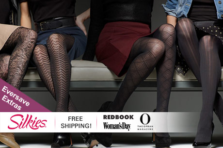 Save 460x305 54002 $20 for $40 worth of shapewear and hosiery from Silkies.com — free shipping!