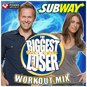 The Biggest Loser Workout Mix Deal Free:  The Bigest Loser and SUBWAY Workout Music