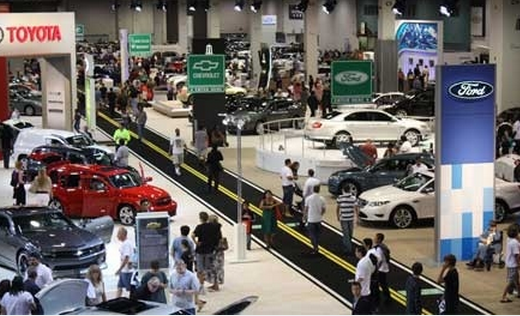 Utah Auto Expo Deal 2 Utah International Auto Expo Tickets only $8!