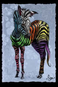 Zebra NW 4X6 1 200x300 *Wow*  $5 18x24 Prints from Utah Artist!  (Reg $15) These are Amazing!