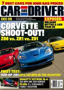 car and driver2 213x300 Car and Driver Magazine Subscription for $3.99