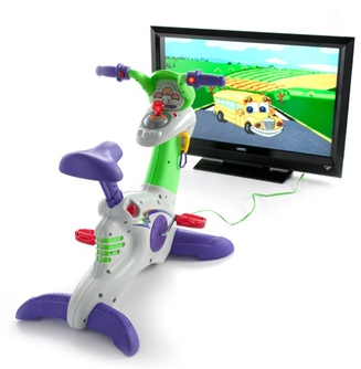 fisher price smart cycle deal Fisher Price Smart Cycle $49.99 (reg $80)