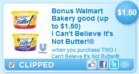 free bakery item printable coupon Free Bakery Item at Walmart