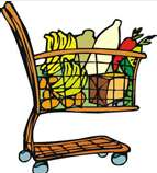 grocery cart logo Simplifying Deals