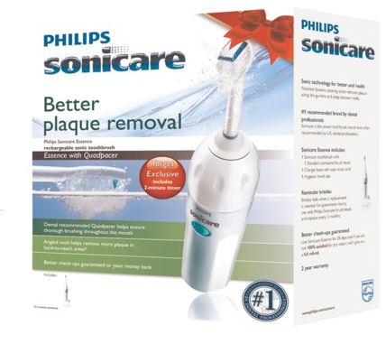 philips sonicare deal Philips Sonicare Essence Power Toothbrush $35   Reg $70