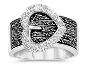 Buckly Heart Diamond Ring Deal 300x231 1SaleADay Flash Sale!  Amazing Deals!
