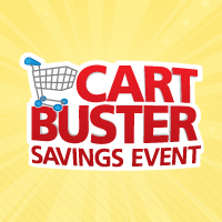 Cart Buster Deal Remember Smiths Cartbuster Deals are Back!