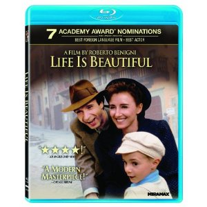 Life is Beautiful Blu ray Deal AAA Deal:  Life is Beautiful Blu ray $5.99