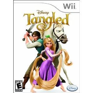 Tangled Wii Deal AAA Deal:  Disney Tangled Wii Game $13.99!