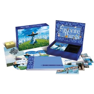 The Sound of Music Deal Wow!  AAA Deal! The Sound of Music Blu ray/DVD Box Set $28.99 (Reg $89.99) Free Shipping