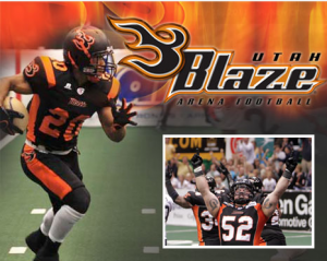 Utah Blaze discounted tickets deal 300x239 TWO Utah Blaze lower bowl tickets $15 (SLC)