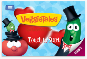 VeggieTales App Deal 300x204 Free VeggieTales App for Apple and Android/Kindle!