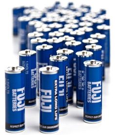 aaa battery deal 60 pack of aa or aaa batteries   $10.99 shipped ($.73 for a 4 pack)