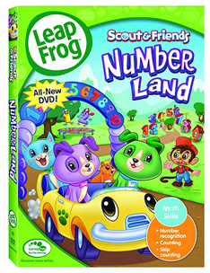 leapfrog numberland coupon deal New Leapfrog DVD released w/ coupon