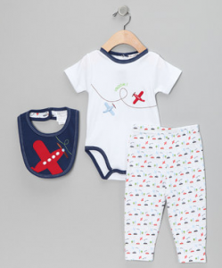 summer baby outfits zulily deal 2 249x300 Summer Baby Outfits (boys & girls) $11.99