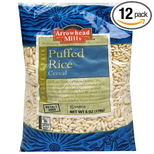 Arrowhead Mills Puffed Rice Deal AAA Deal:  Arrowhead Mills Puffed Rice $.94 a Bag!