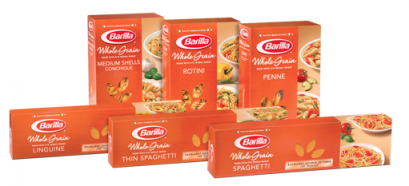 Barilla Whole Garin Pasta Coupons Hot Coupon:  $1/1 Barilla Whole Grain Pasta (Free Pasta)