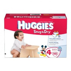 Huggies Snug Dry Diapers 300x300 New Huggies Coupons!