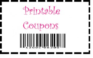 Printable Coupons 300x187 Coupon Roundup!