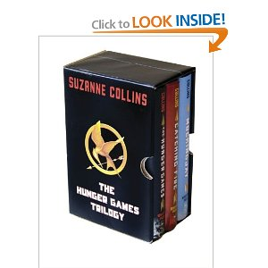 The Hunger Games Trilogy Boxed Set Deal AAA Deal:  The Hunger Games Trilogy Boxed Set