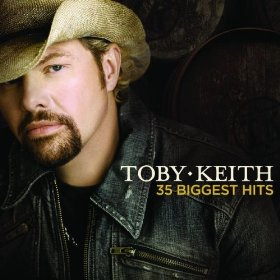 Toby Keith Biggest Hits Deal Toby Keith 35 Biggest Hits for Only $3.99!